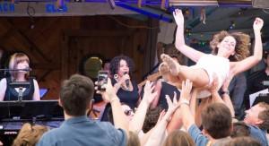 Janis Nowlan Band Best Seacrets Wedding Ocean City Maryland