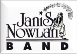 Janis Nowlan Band Live Wedding Reception Dance Party Showcase