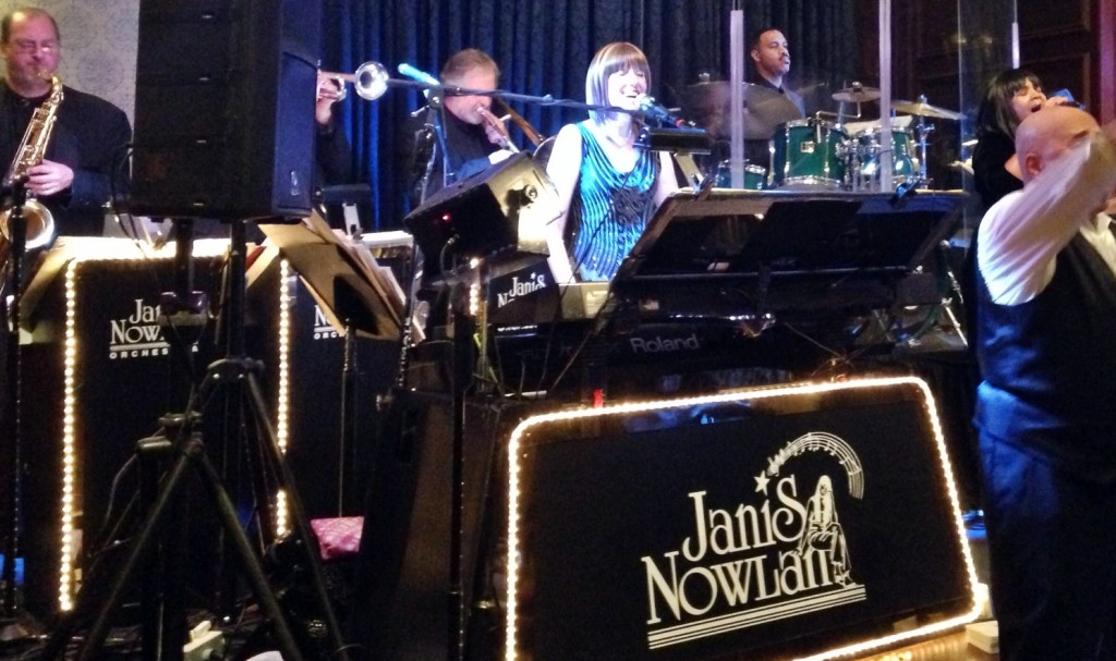JANIS NOWLAN BAND Best Philly Dance Party & Wedding Reception Music