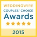 WeddingWire 2015 Couples Choice Janis Nowlan Band