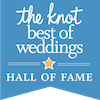 Knot Best Of Weddings Hall Of Fame Inaugural Honoree