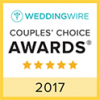 WeddingWire Janis Nowlan Band 2017 Couples Choice Award