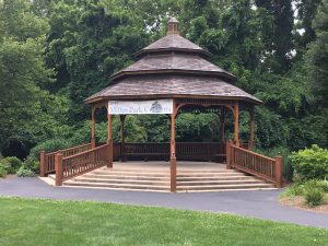 Janis Nowlan Band Free Concert At Miller Park Exton Pennsylvania