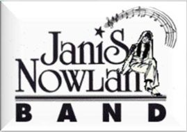 Janis Nowlan Band 2018-2019 Weddings, Parties, Events