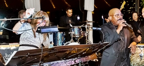 Janis Nowlan Band Wedding by Lisa Mongulla Photography At Jasna Polana NJ